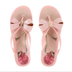 Ted Baker Susie/ Jelly FlipFlops